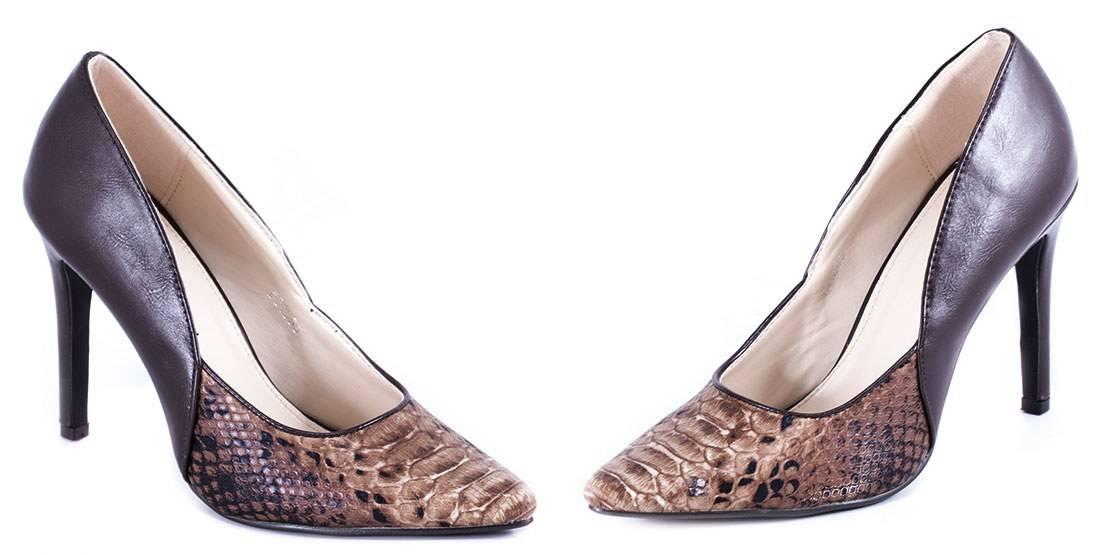 Pantofi de dama maro 51695M