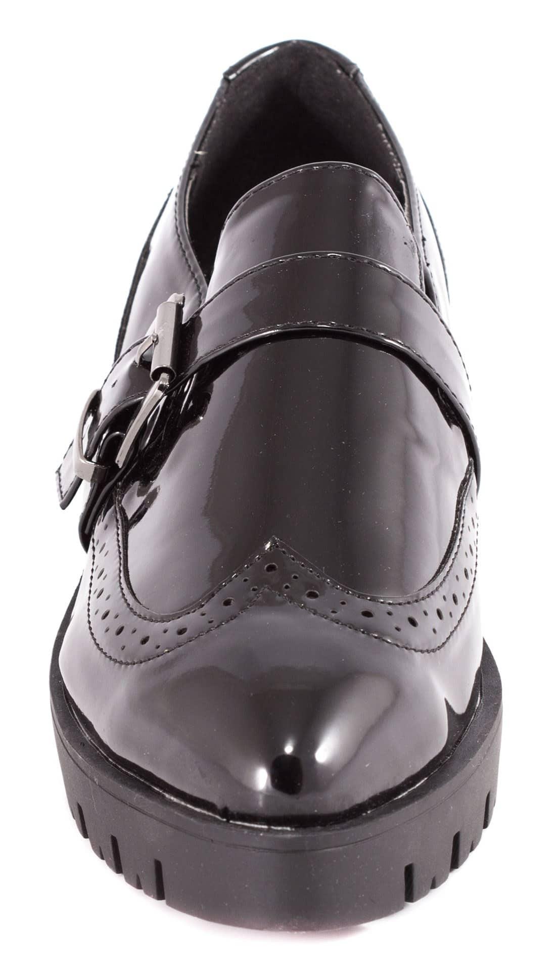 Pantofi de dama negri 51960-1N