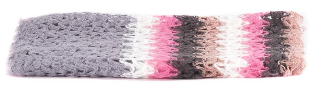 Fular multicolor tip burlan F13701