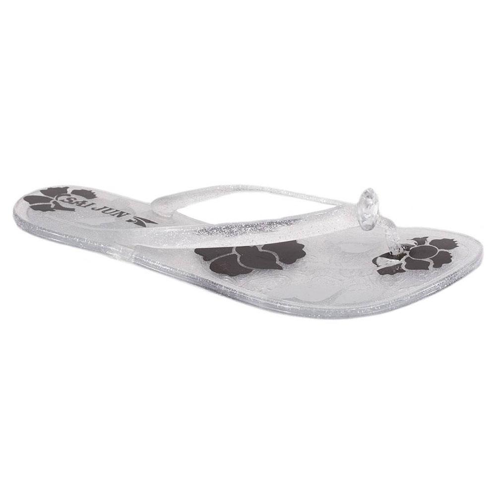 Papuci dama din cauciuc MKL-0722INCOLOR