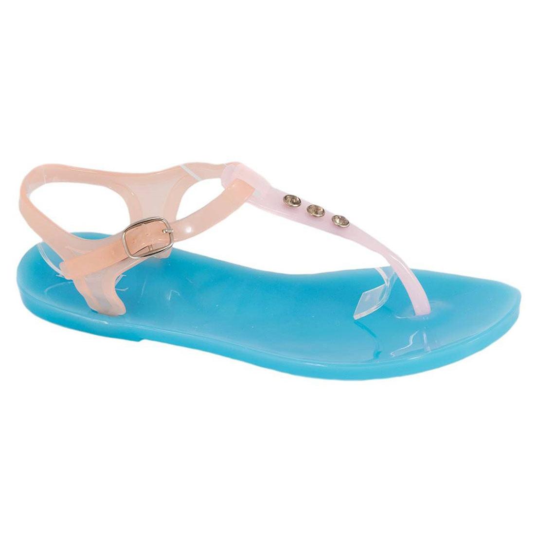 Sandale din cauciuc albastre C270A