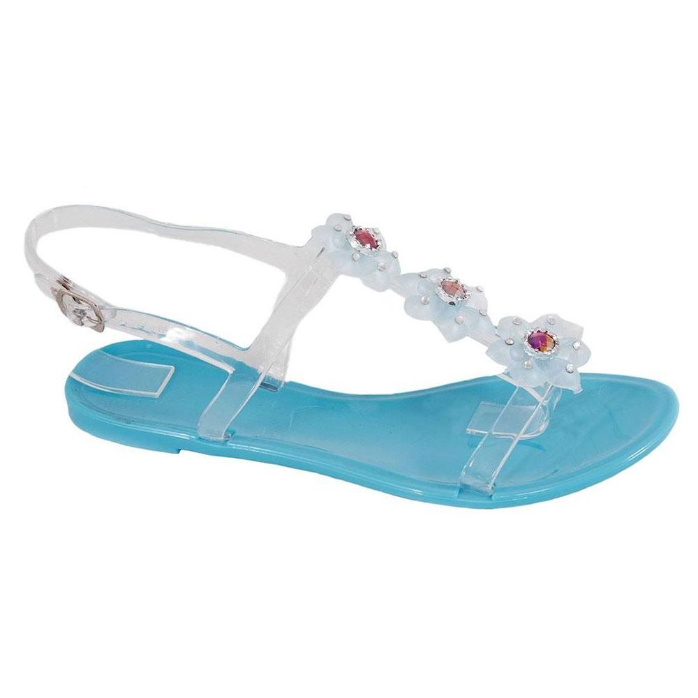 Sandale din cauciuc albastre B-2A