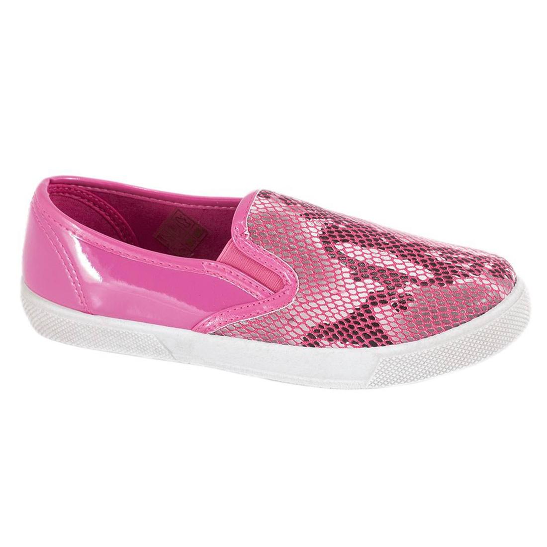 Espadrile roz de dama 860R