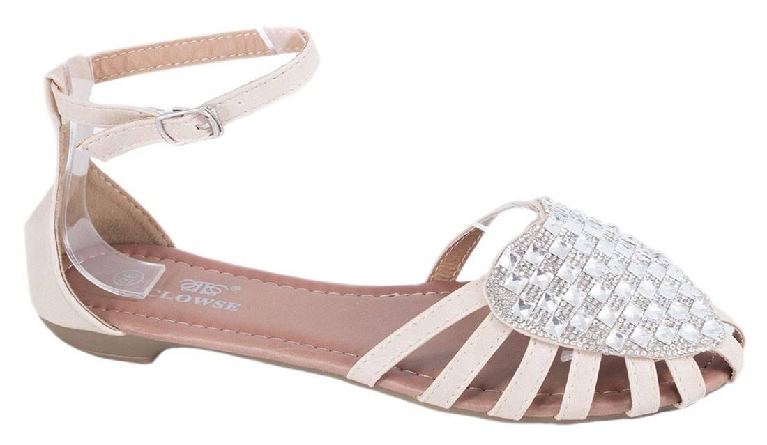 Sandale de dama cu bareta L108B