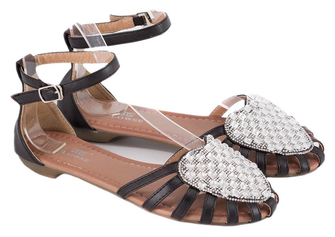 Sandale de dama cu bareta L108N