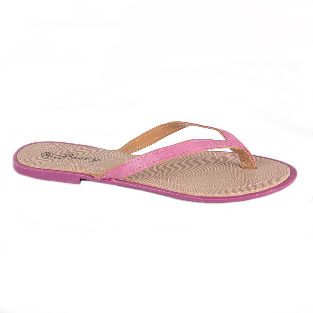Papuci de dama roz 668-38R