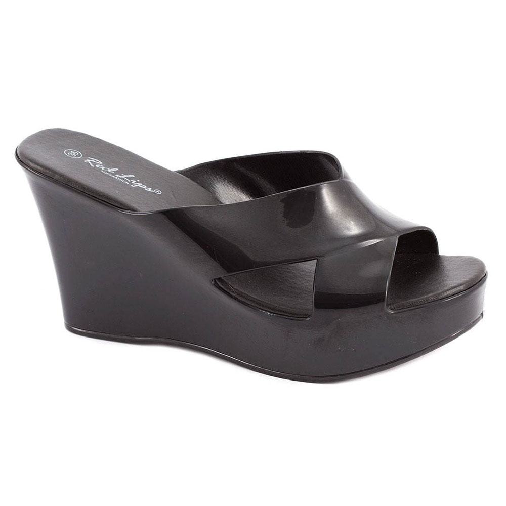 Papuci dama negri AB948N