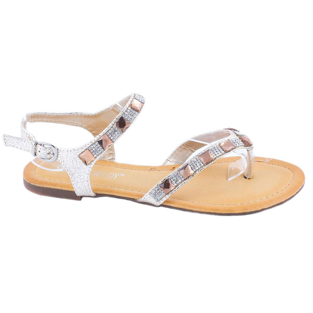 Sandale de dama gold 6030-17G