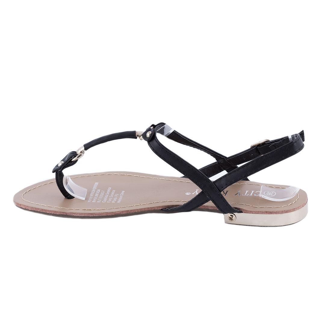 Sandale de dama cu barete YJ746-1N