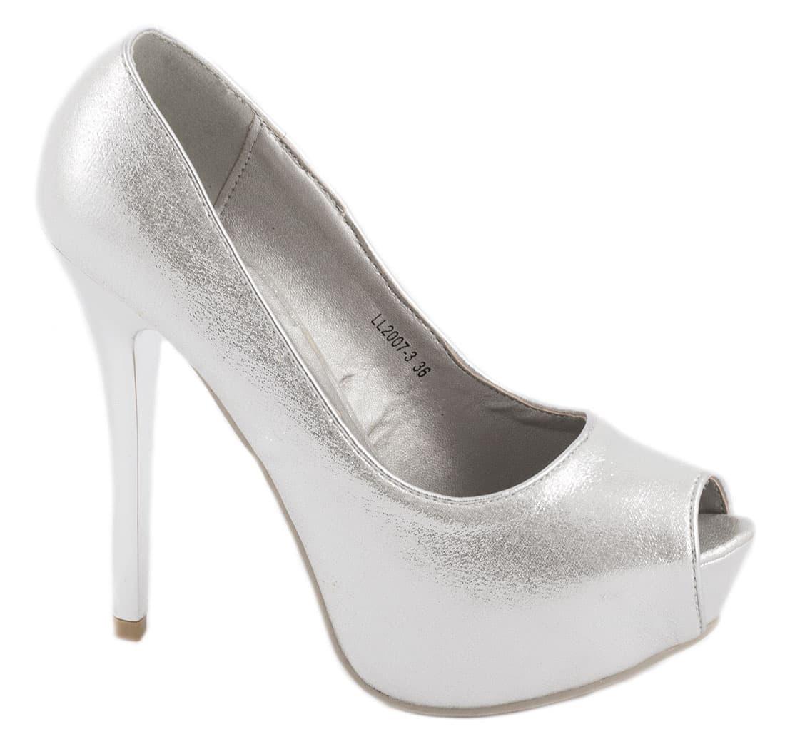 Pantofi dama cu platforma LL2007-3S