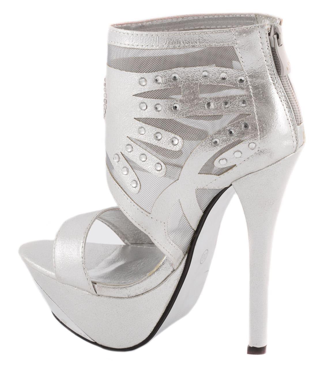 Sandale de dama cu platforma BL535-2S
