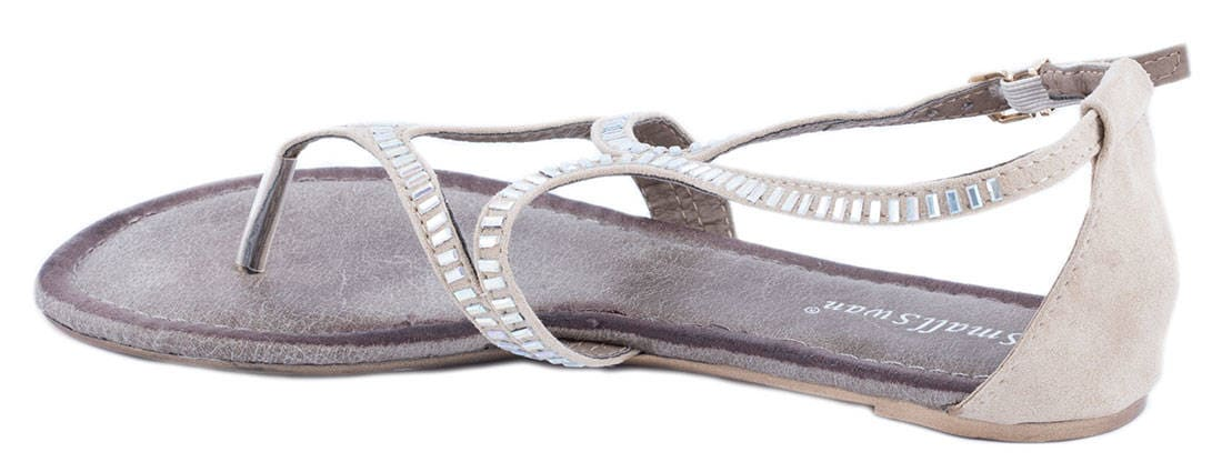 Sandale de dama bej BM170B