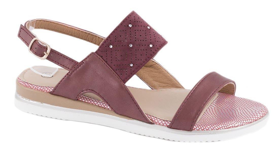 Sandale de dama cu talpa joasa GS1001R