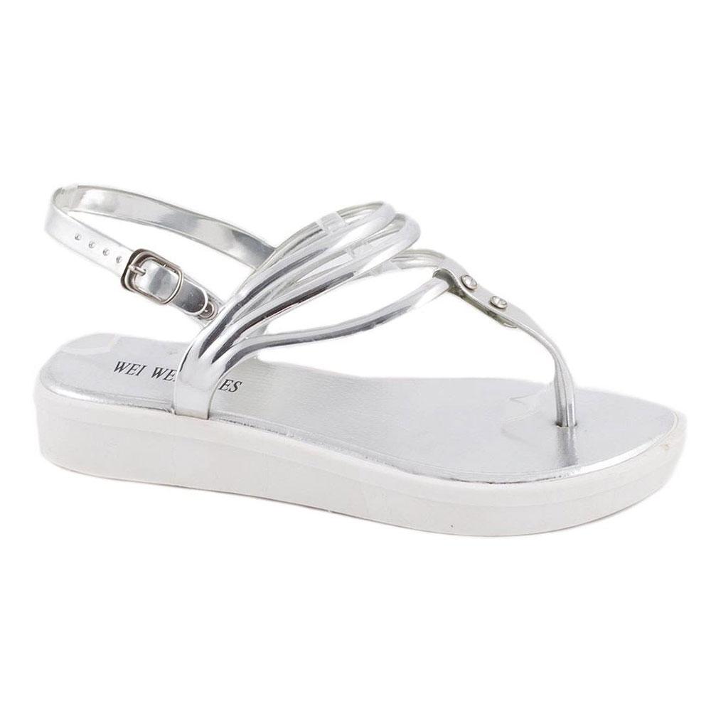 Sandale de dama silver YFH-008S