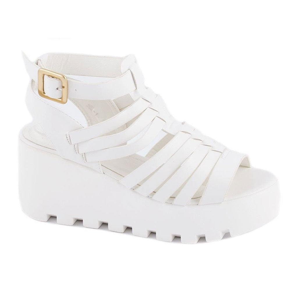 Sandale de dama cu platforma 802-1A