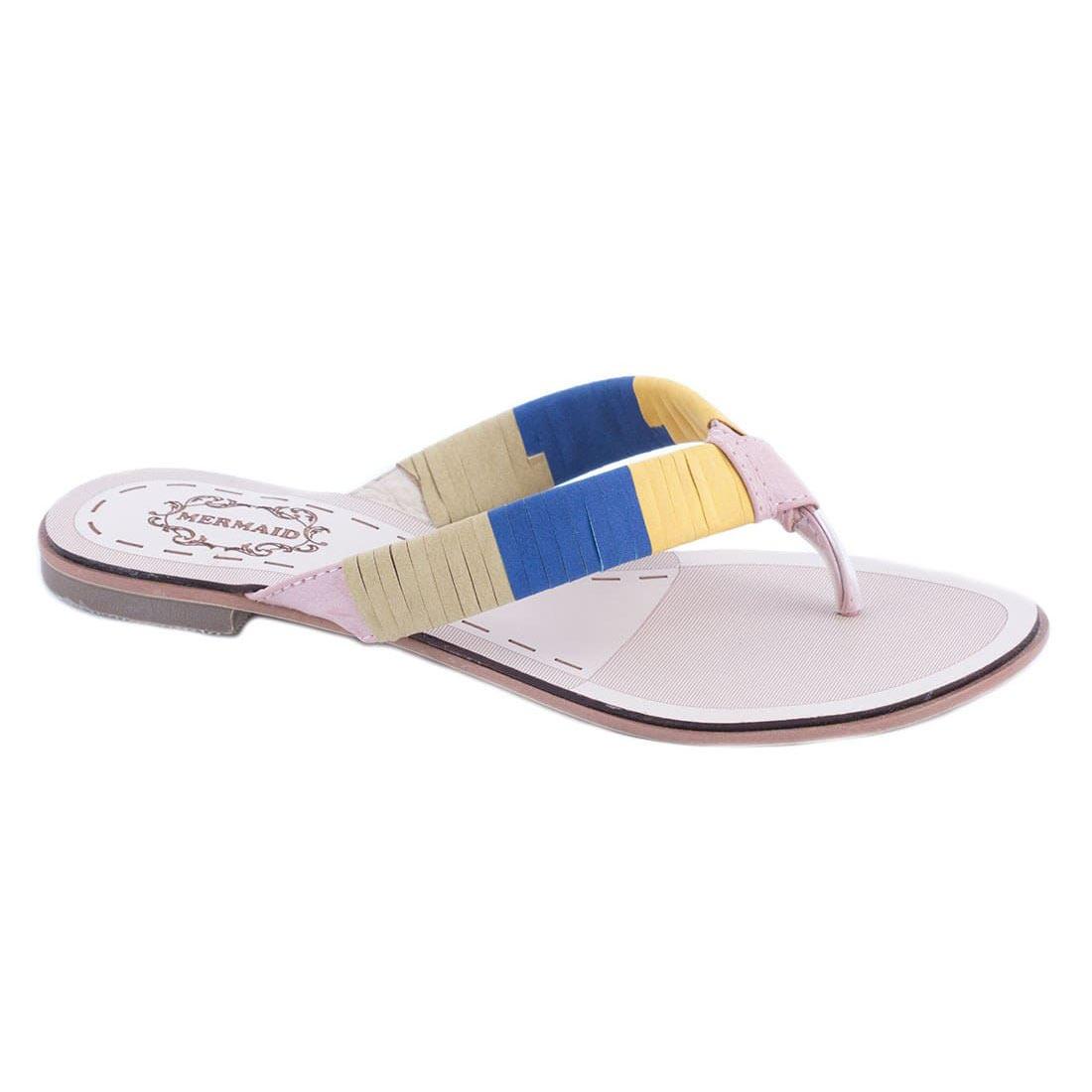 Papuci dama roz 12-M31158R