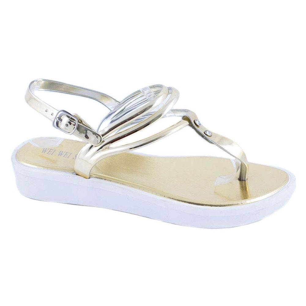 Sandale de dama gold YFH-008G