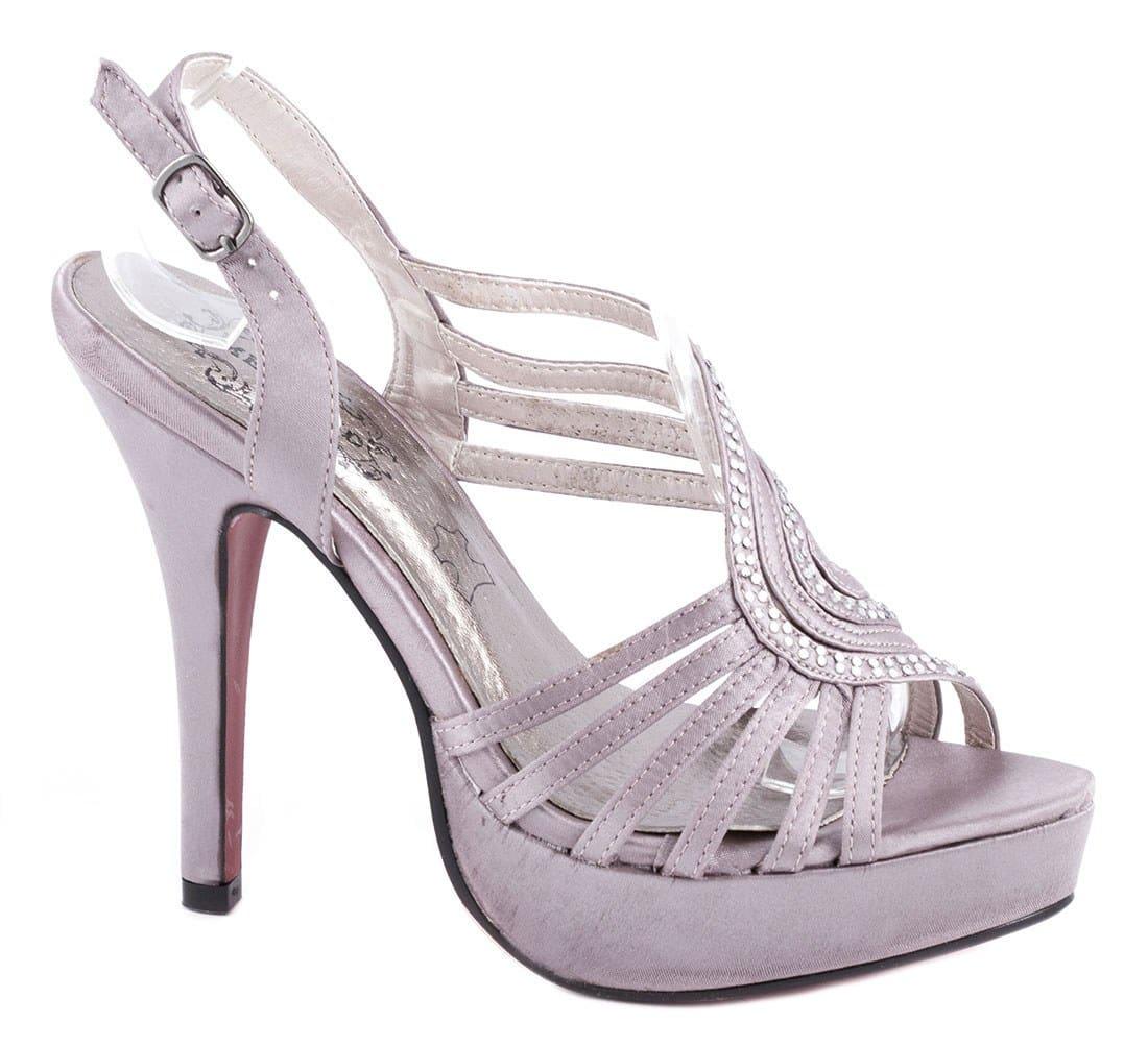 Sandale de dama cu platforma 54-M21113P