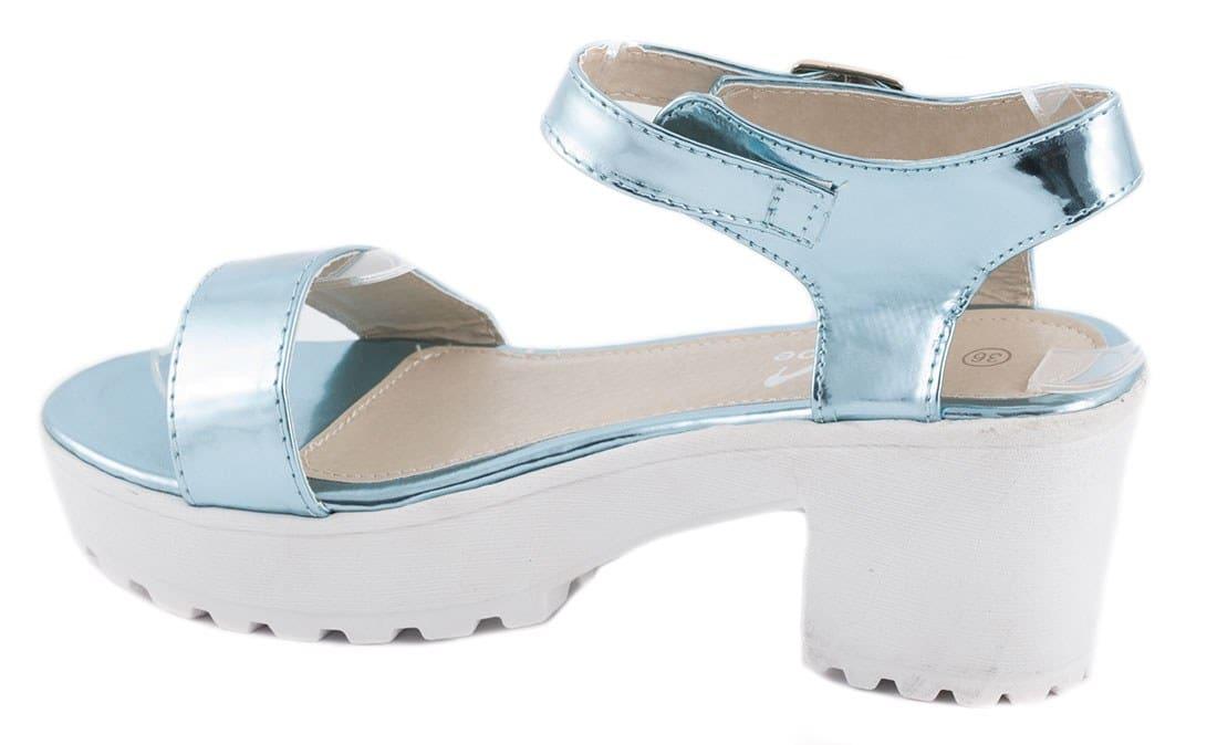 Sandale de dama blue TS-14B