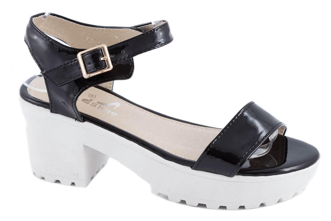 Sandale de dama negre TS-14N