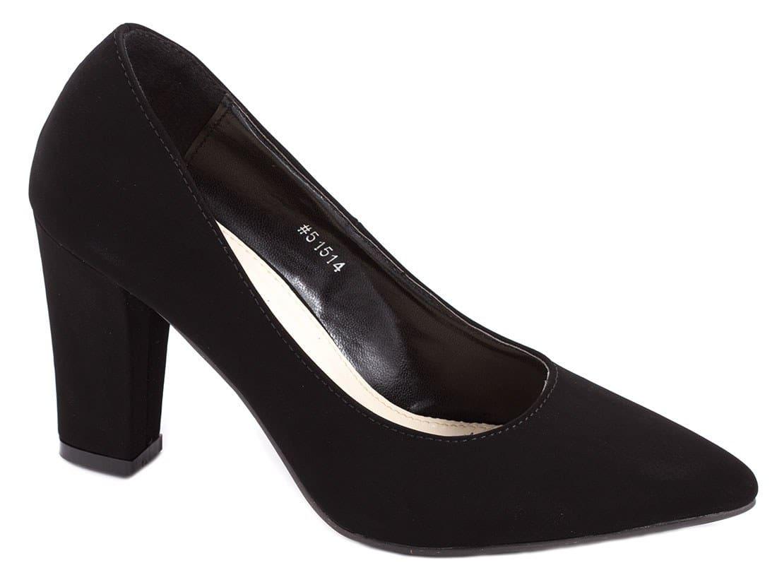 Pantofi dama cu toc 51514N-L