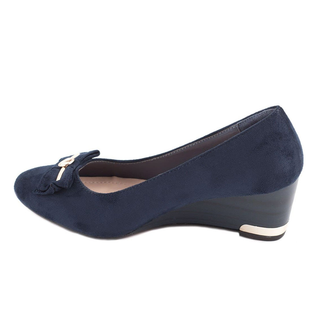 Pantofi de dama cu talpa ortopedica B1-15DB
