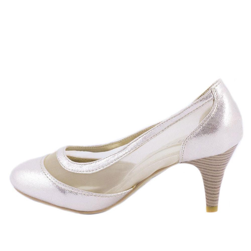 Pantofi dama gold SH309G
