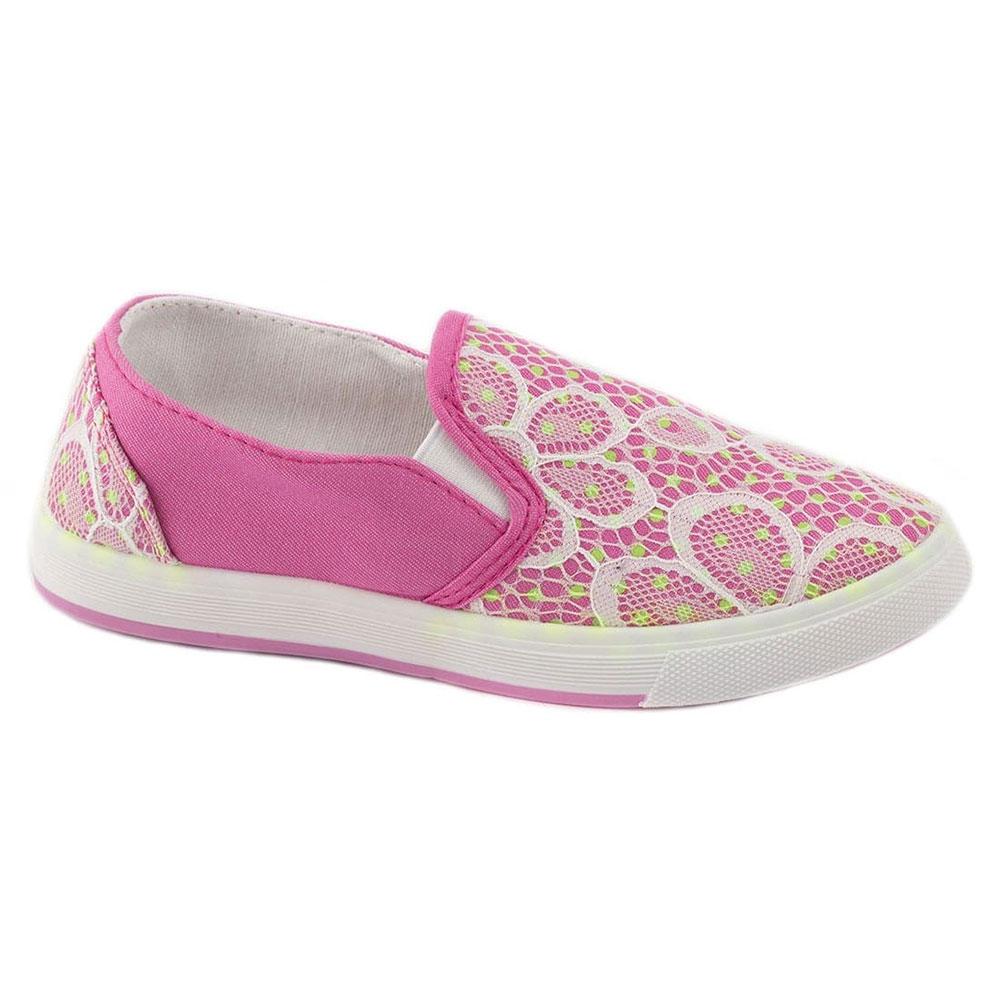 Espadrile de dama roz E2016R