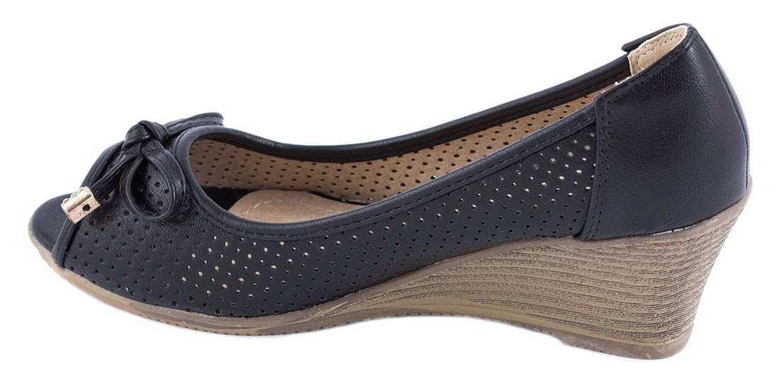 Pantofi dama cu talpa ortopedica A-58N
