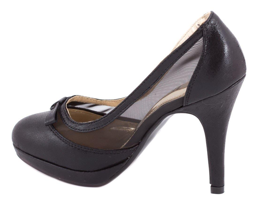 Pantofi dama negri SH307N