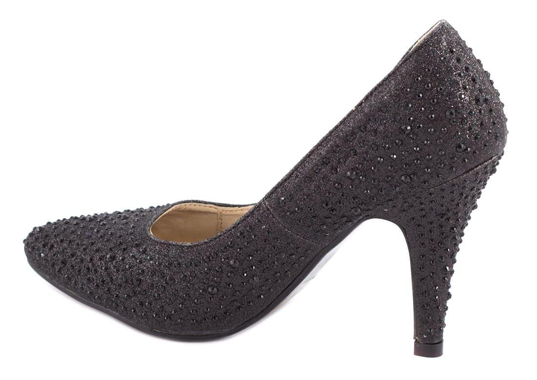 Pantofi dama cu toc SH256N