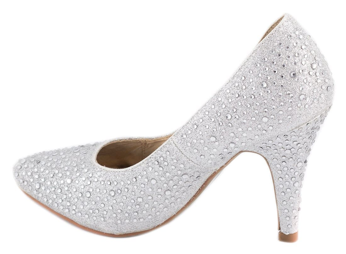 Pantofi dama cu toc SH256S