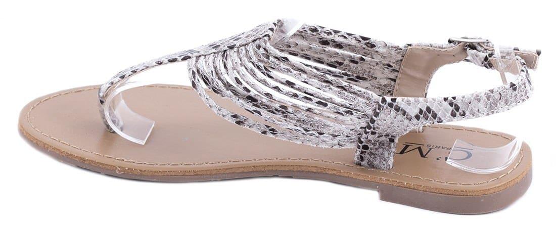 Sandale de dama comode 8839-85S