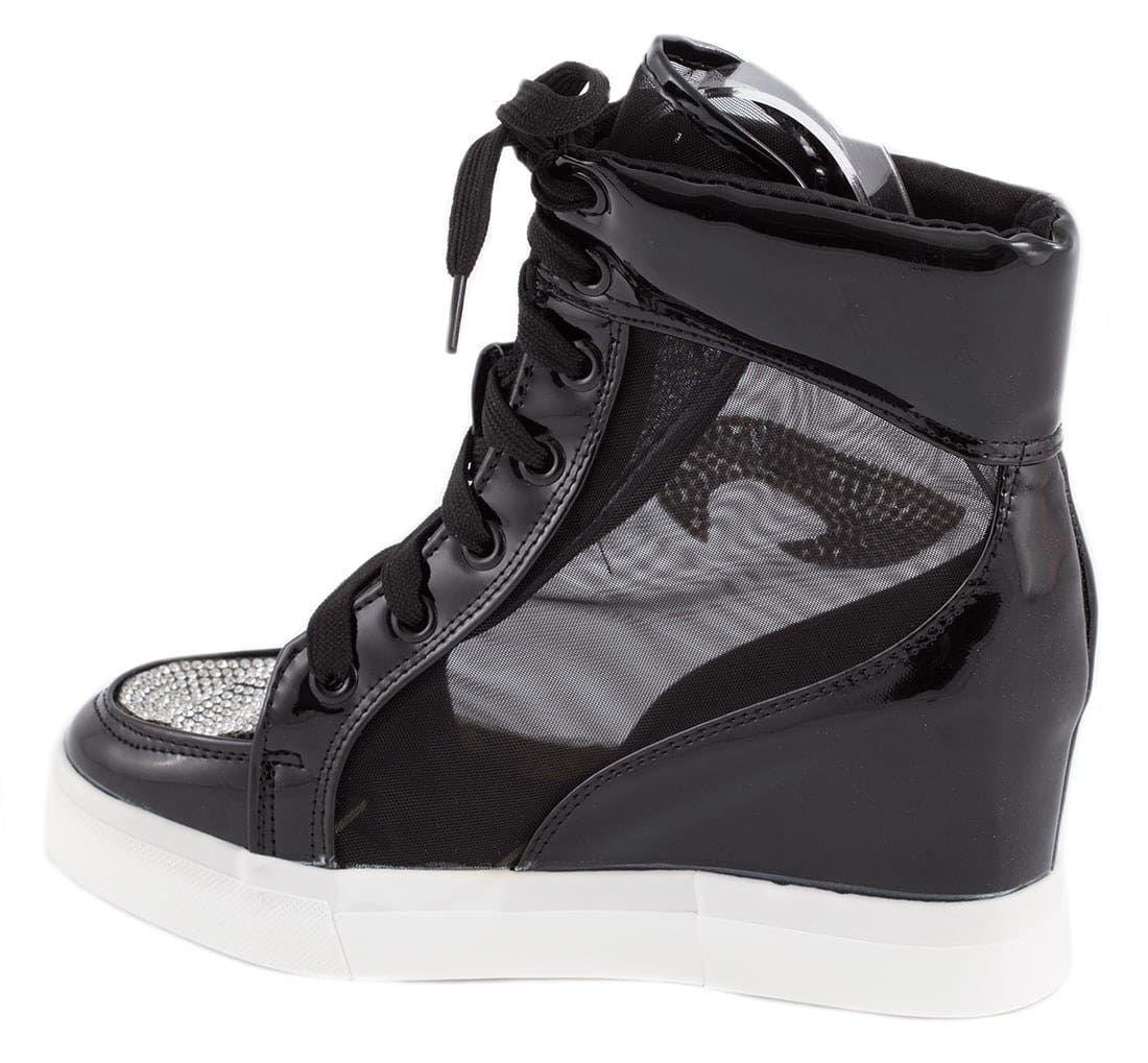 Sneakers dama cu siret 029-5N