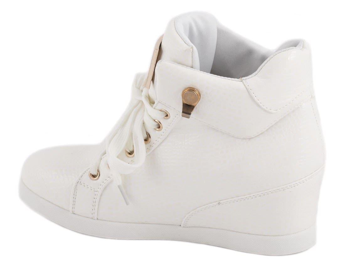 Sneakers de dama albi 8086-6A