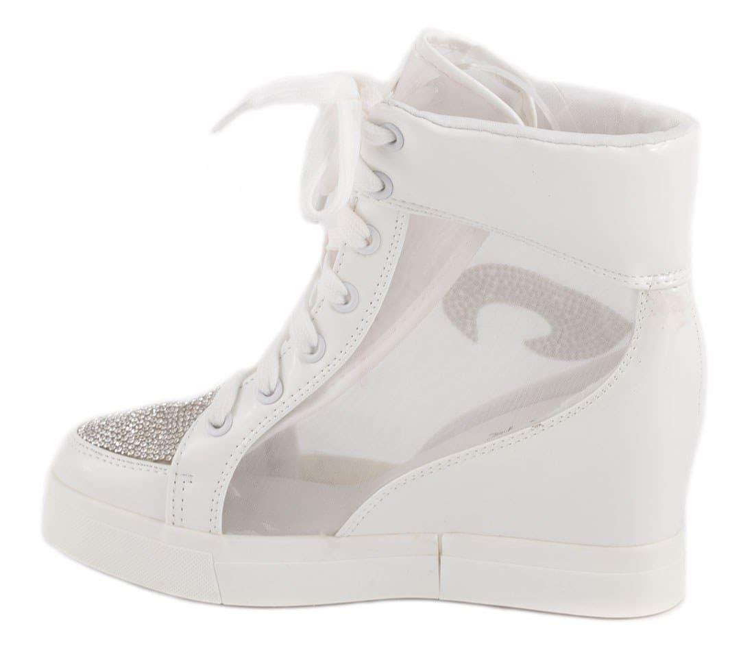 Sneakers dama cu siret 029-5A