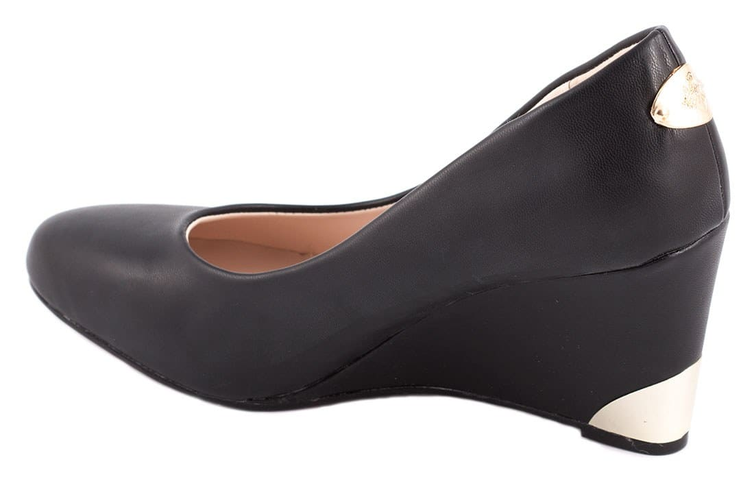 Pantofi dama negri C1-3N
