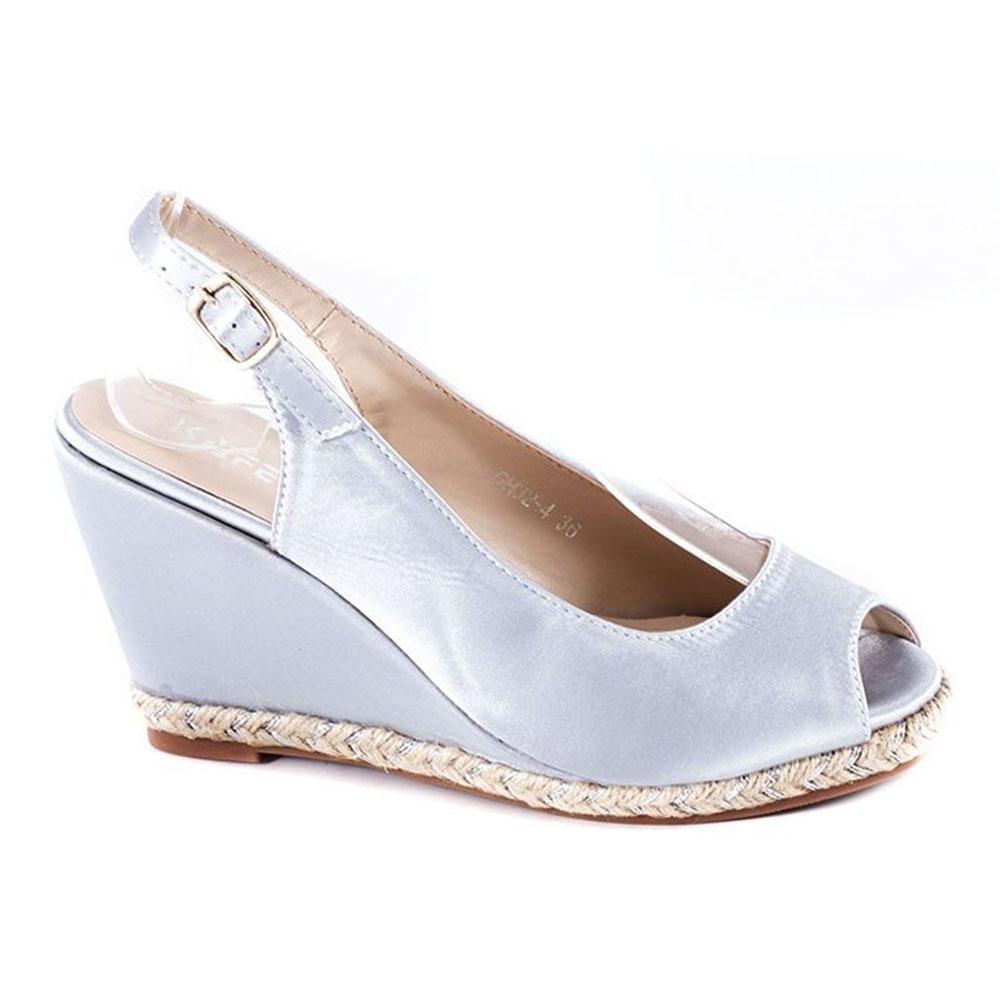 Sandale dama GH32-4 - Silver