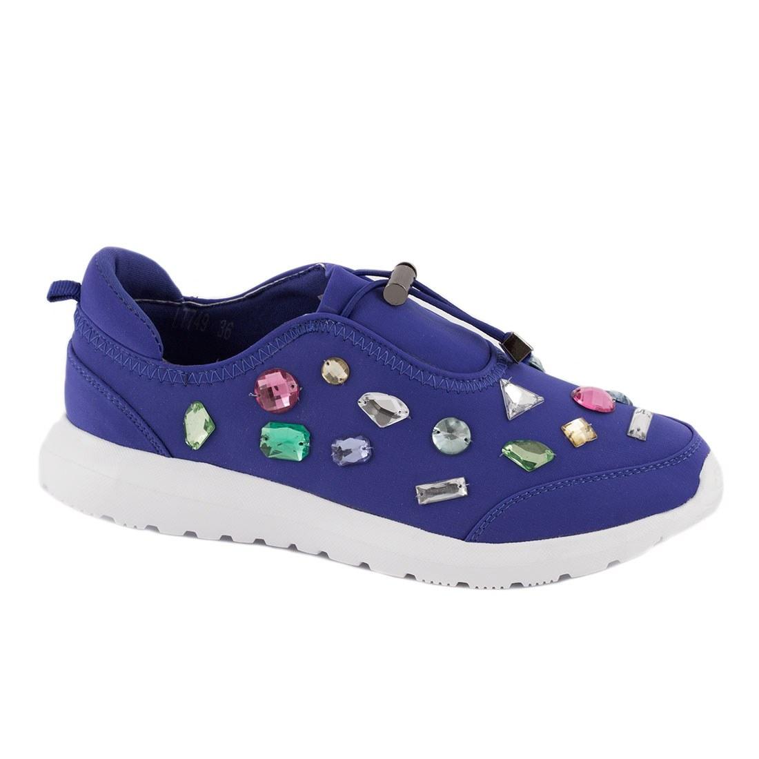 Pantofi de dama sport LT749-BLUE