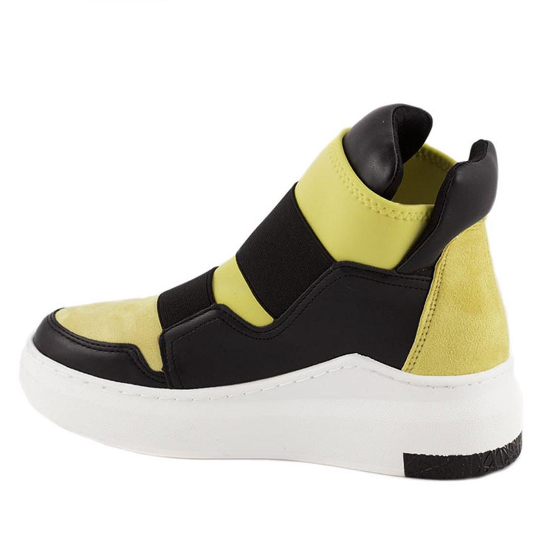 Sneakers de dama 6321-GALBEN