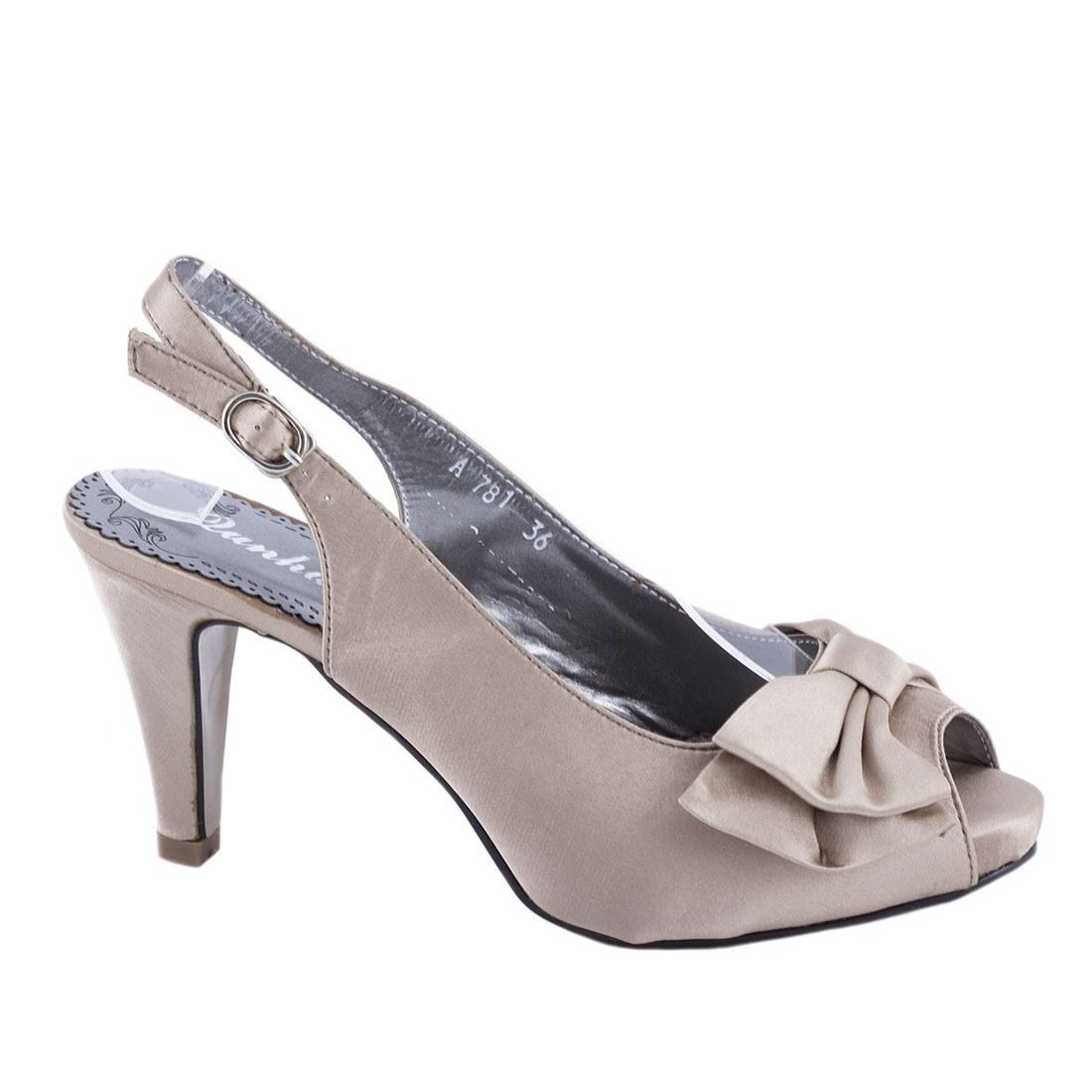 Sandale de dama cu toc A781BEJ