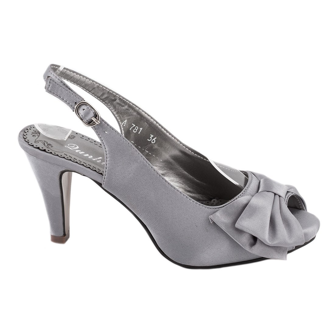 Sandale de dama cu toc A781GRI