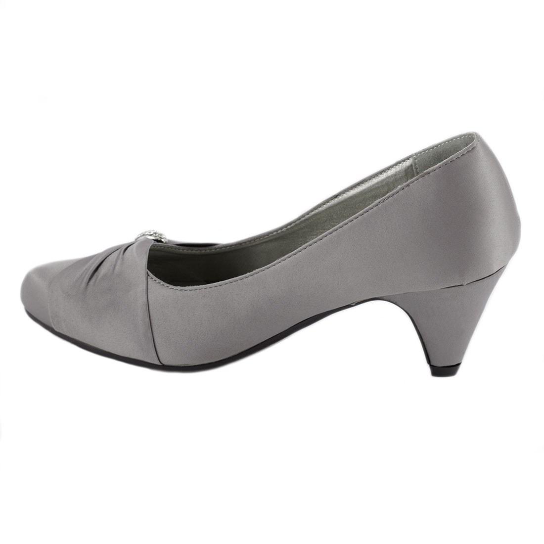 Pantofi dama cu toc A585GRI