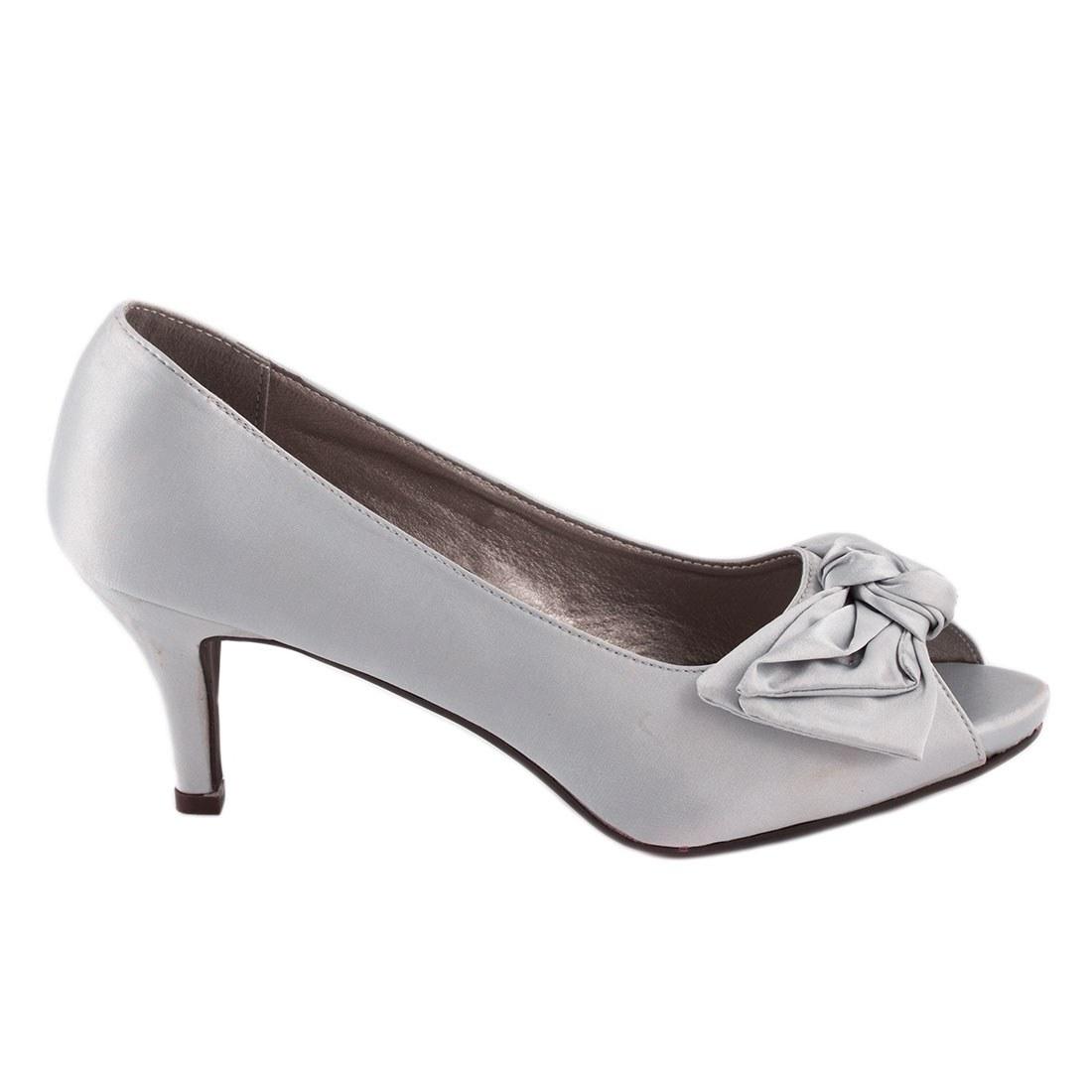 Pantofi dama A2191-GRI-D-O