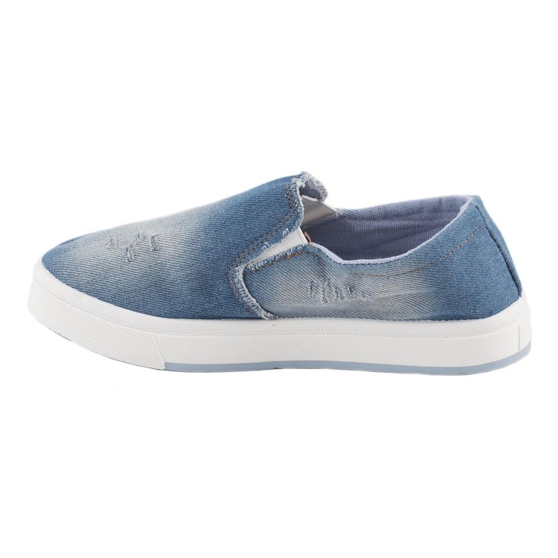 Espadrile dama 8838-BLUE