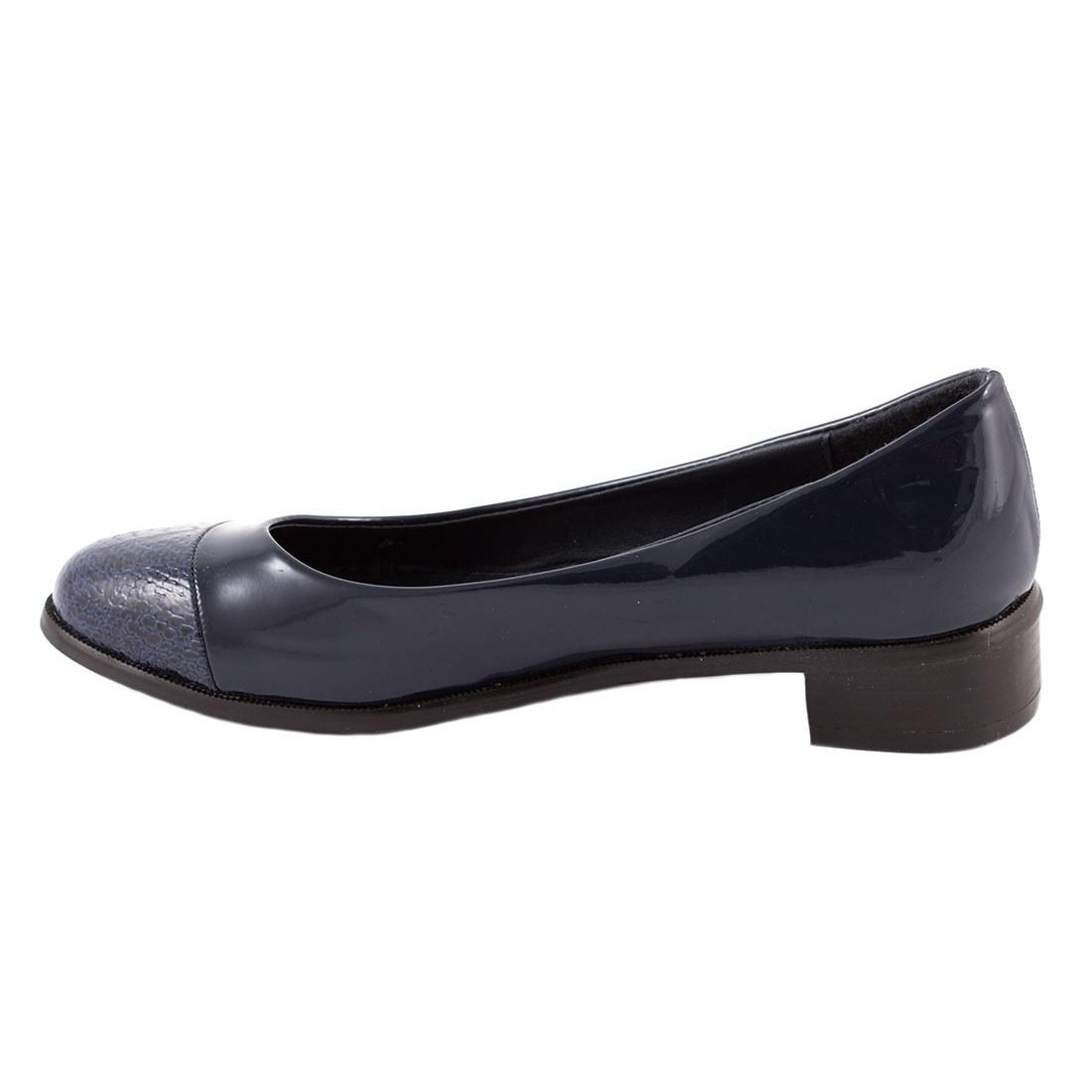 Pantofi de dama YT-76-BLUE