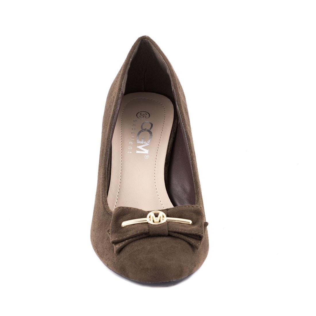 Pantofi de dama cu talpa ortopedica B1-15-MARO