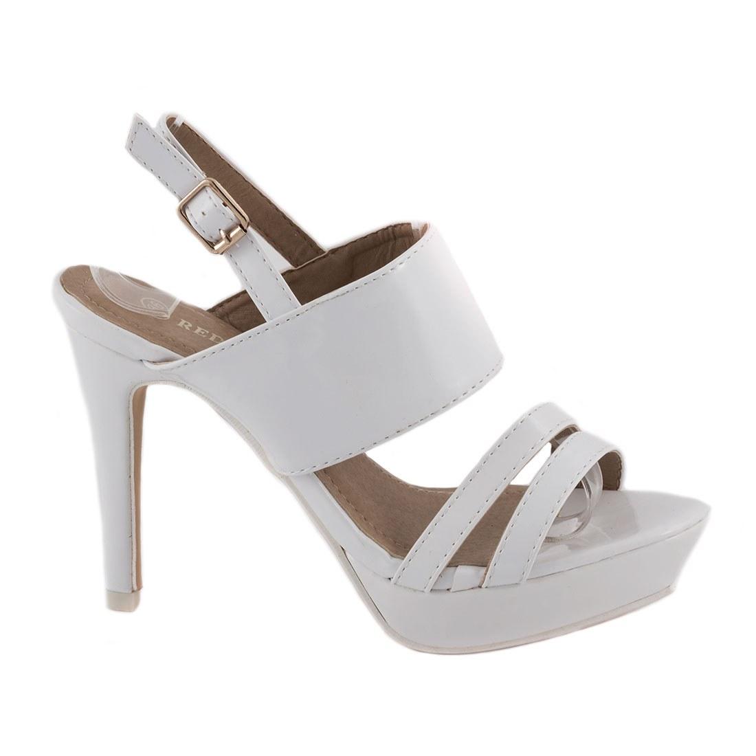 Sandale de dama comode 82975-ALB-PT