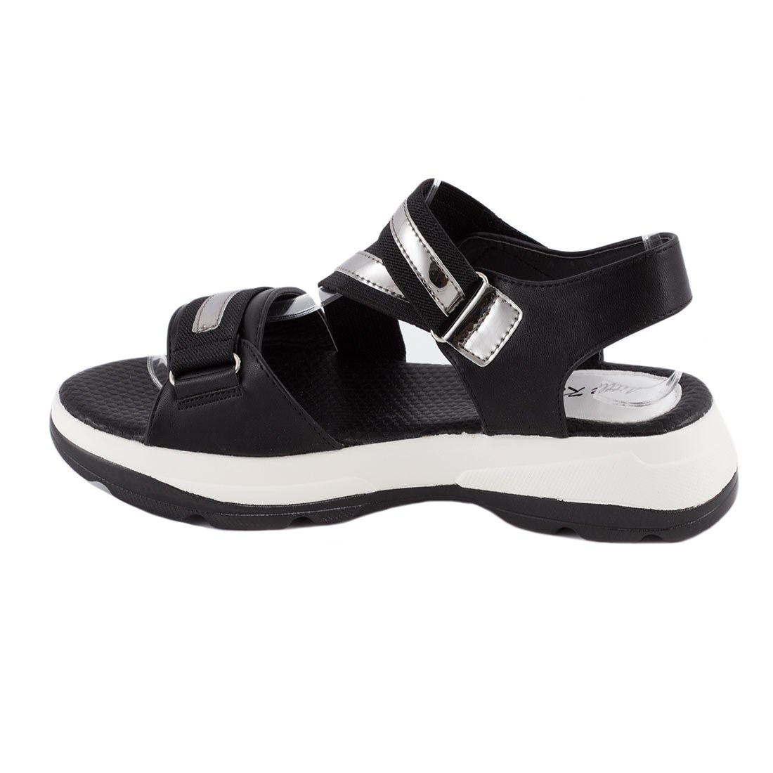 Sandale de dama comode GH380-NEGRU