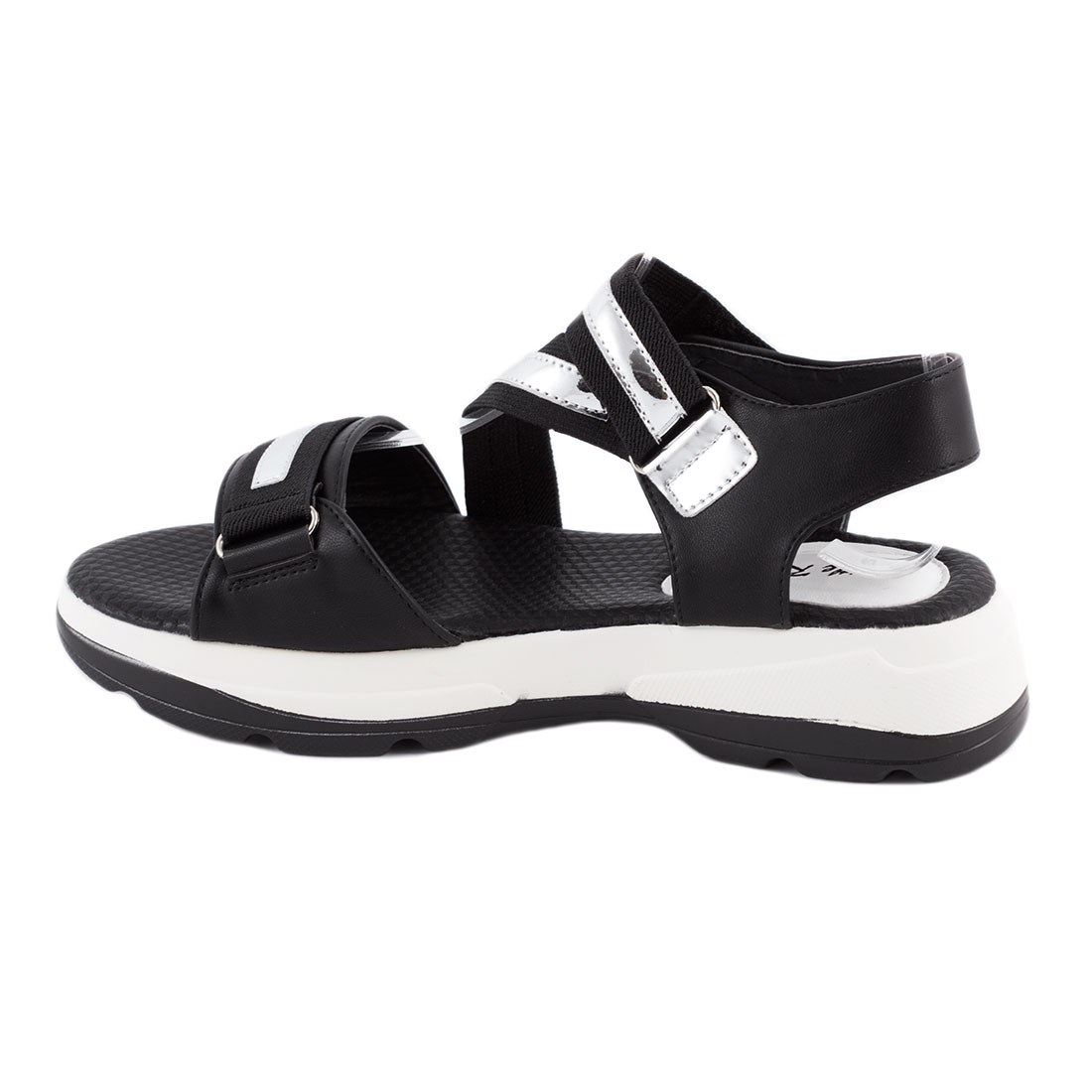 Sandale de dama comode GH380-SILVER